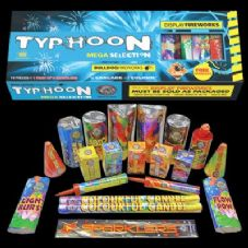 Typhoon Selection Box 20 Pieces